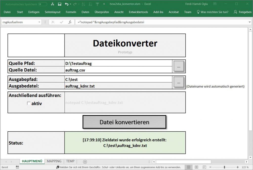 Dateikonverter